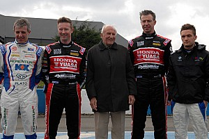BTCC Breaking news First-ever BTCC champion Jack Sears passes away