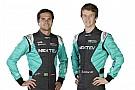 Nelson Piquet und Oliver Turvey fahren weiter für NextEV TCR in der Formel E