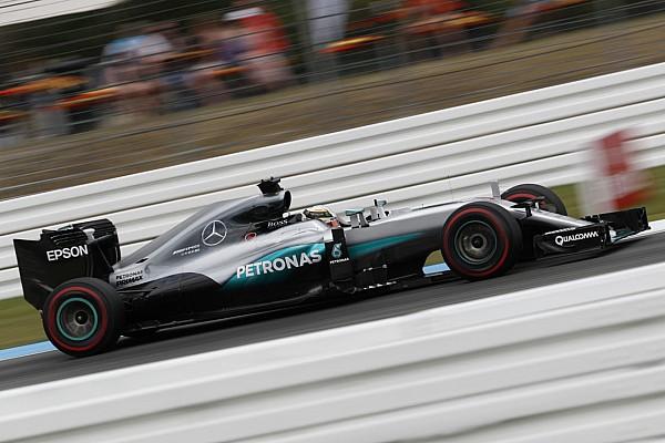 Formule 1 Actualités Hamilton confirme qu'il changera de moteur à Spa