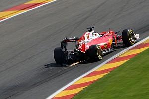 Vettel explica gritos no rádio após volta final em Spa
