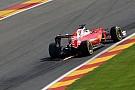 Fórmula 1 Vettel explica gritos no rádio após volta final em Spa