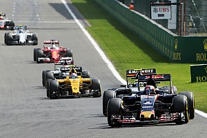 Формула 1 Новость Квят доволен гонкой в