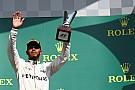 """ハミルトン、ベルギーGPの""""ドライバー・オブ・ザ・デイ""""受賞"""