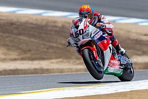 Superbike-WM News Weil Stefan Bradl kommt: Michael van der Mark wechselt zu Yamaha