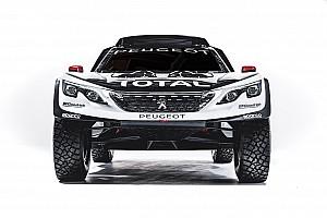 Dakar News Bildergalerie: Peugeot 3008 DKR