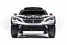 Dakar Bildergalerie: Peugeot 3008 DKR