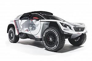 Dakar Nieuws Peugeot onthult nieuwe wagen Dakar