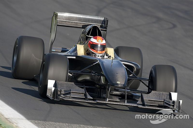 全新GP2级别方程式2017年将在英国开赛