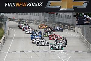 IndyCar Новость В IndyCar запретили доработку аэрообвесов