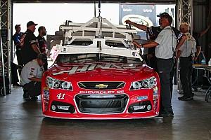 NASCAR Sprint Cup Interview Kurt Busch: NASCAR will