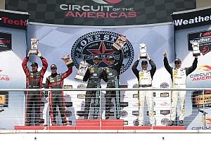 IMSA Reporte de la carrera Los hermanos Taylor triunfan en Austin