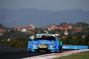DTM Отчет о квалификации Мортара выиграл воскресную квалификацию в Венгрии
