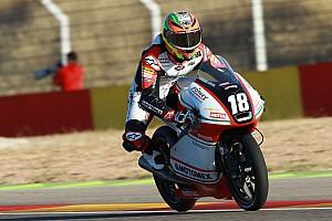 Moto3 Noticias de última hora Gabriel Martínez-Abrego pide un wildcard para Valencia