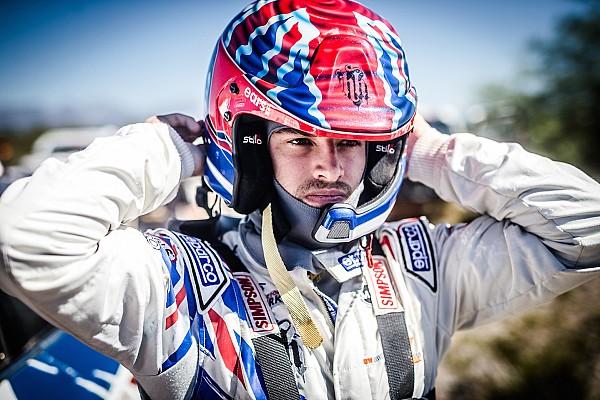 Dakar Breaking news Hunt gets privateer Peugeot for Dakar 2017