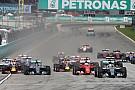 Fórmula 1 Pirelli: novo asfalto de Sepang será desafio para times