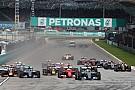 Palmarès - Les 10 derniers vainqueurs du Grand Prix de Malaisie