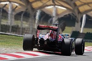 Technique - Le nouvel aileron arrière Toro Rosso