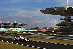 GP3 Reporte de la carrera Sepang GP3: Albon consigue el triunfo en accidentada carrera
