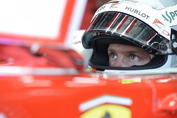 Formula 1 Son dakika Vettel: Ferrari doğru yolda ilerliyor