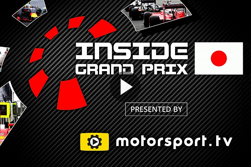 Vorschau: Inside Grand Prix Japan 2016
