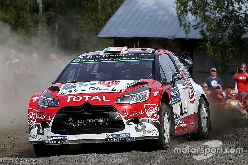 雪铁龙厂队将携全新阵容回归WRC