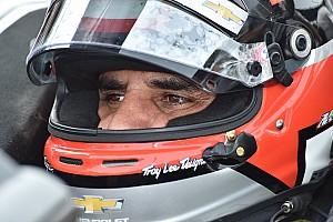 IndyCar News Juan Pablo Montoya