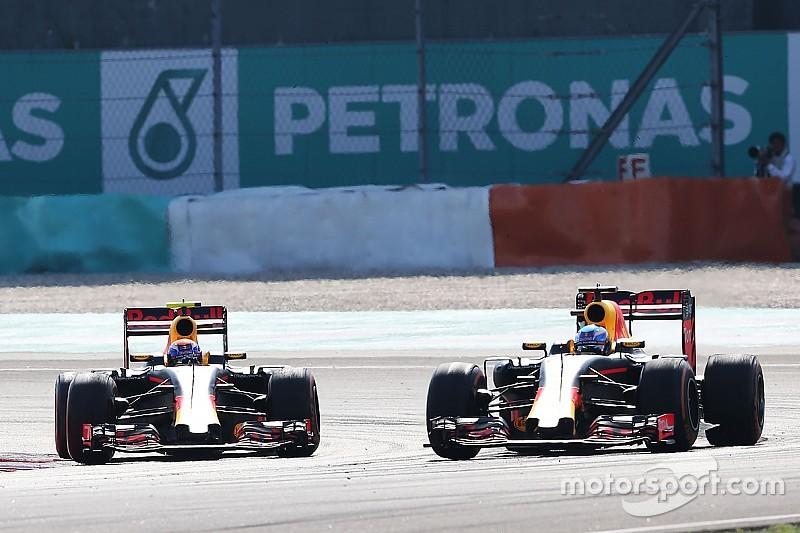 フェルスタッペン「リカルドとじゃないとああいうレースは無理」