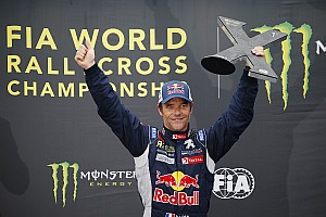 World Rallycross Son dakika Loeb 2017 sezonunda da Dünya Rallikros Şampiyonası'nda yarışacak