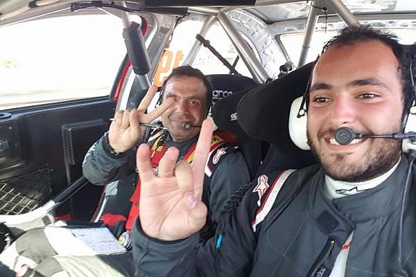 بطولة الشرق الأوسط للراليات تقرير القسم رالي قبرص: رودولف يُحقّق الفوز ويعود بلقب
