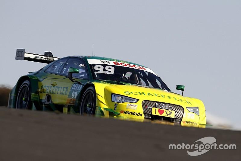 Audi plant um: Mike Rockenfeller zu Abt, Rene Rast zu Phoenix