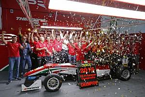 EK Formule 3 Nieuws Stroll wil kampioenschapsjaar in Europese F3 in stijl afsluiten