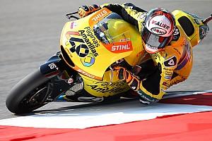 Moto2 Noticias de última hora Rins se lesionó el hombro del que fue operado en agosto