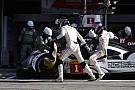 最後のピットストップで、なぜポルシェはタイヤを交換したのか?:WEC富士決勝
