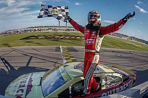 Monster Energy NASCAR Cup Résumé de course Kevin Harvick s'impose au Kansas