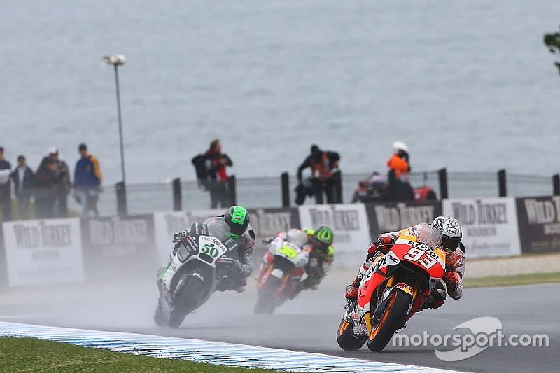Nach Wetter-Chaos: Neuer Zeitplan für die MotoGP in Australien