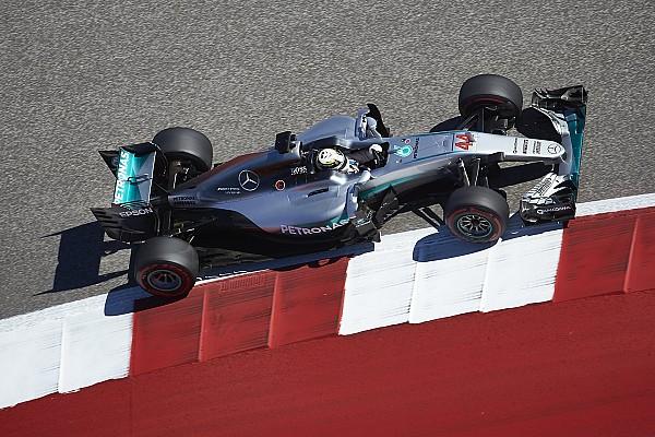 Formule 1 Résumé de qualifications Qualifs - Hamilton, première pole à Austin