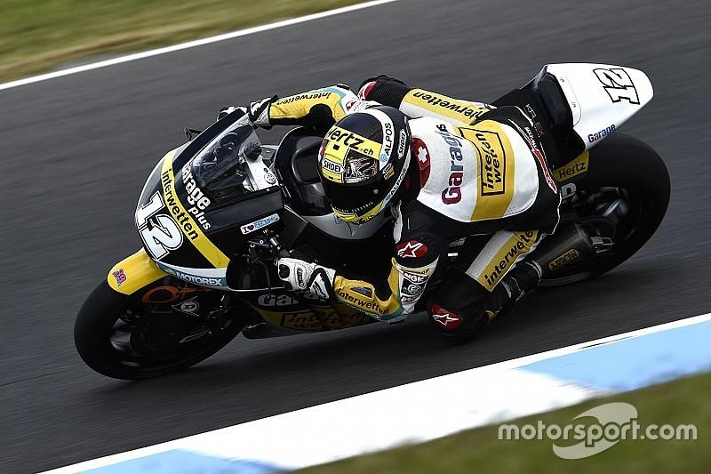 Moto2 Phillip Island: Lüthi siegt und ist Titelanwärter
