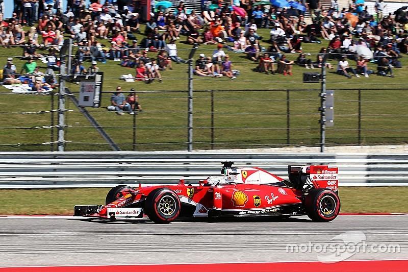 Sebastian Vettel: Ferrari hat in Austin größere Probleme als in Suzuka