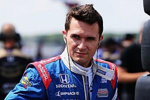 IndyCar 速報ニュース アレシンがシュミット・ピーターソンに残留。