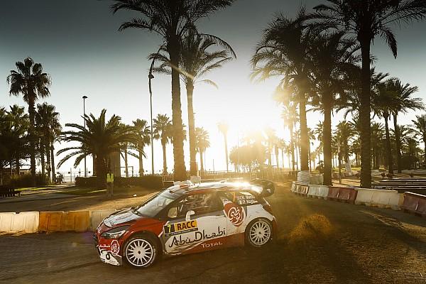 WRC Интервью Мик назвал причину улучшения формы в текущем сезоне
