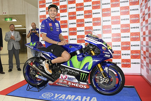 MotoGP I più cliccati Fotogallery: la livrea ENEOS di Valentino Rossi per Sepang
