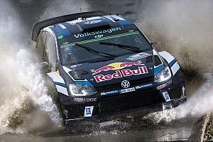 WRC Noticias de última hora Volkswagen confirma su salida del mundial de rallies