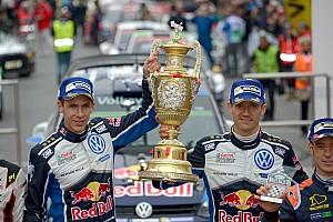 WRC Top List Galería: Los Rallies en el que el equipo Volkswagen WRC ha ganado