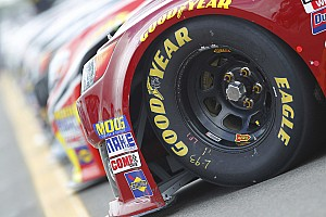 NASCAR Sprint Cup Breaking news Goodyear concludes 2016 tests, eyes NASCAR renewal