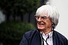 Bernie Ecclestone: Keine Änderungen im Formel-1-Management