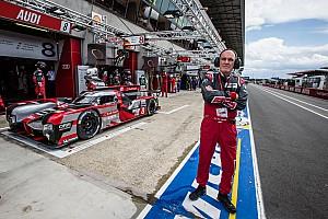 DTM Nieuws Dr. Ullrich stopt bij Audi Motorsport
