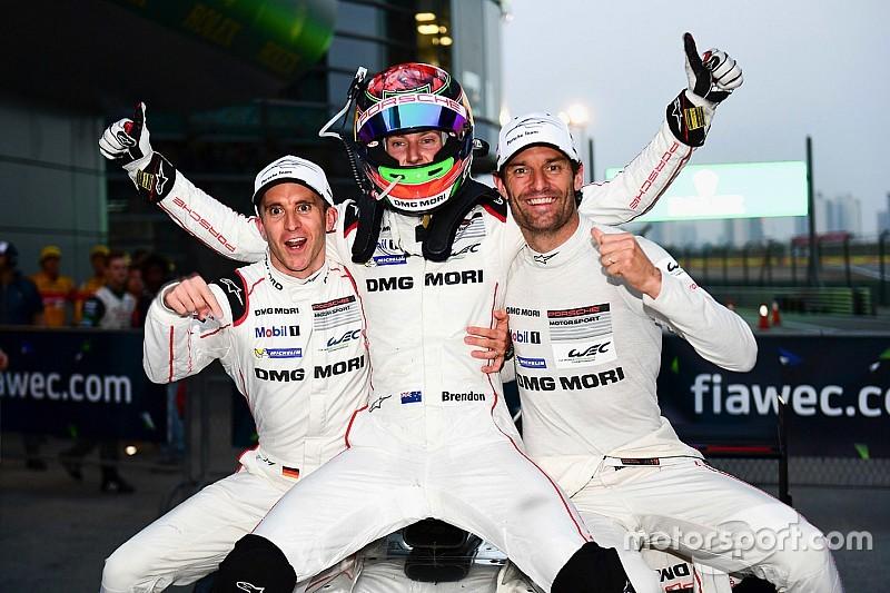 【WEC】ポルシェ1号車完勝。2度のパンクに遭ったトヨタ6号車は2位。タイトル決着は最終戦へ