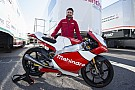 Moto3 Max Biaggi s'associe à Mahindra et devient team manager