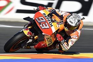 MotoGP 速報ニュース 【MotoGPバレンシア】激しいトップ10争いを尻目に、マルケスがトップタイムをマーク