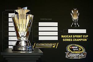 NASCAR Sprint-Cup Fotostrecke Das sind die 4 Finalteilnehmer im NASCAR Sprint-Cup 2016